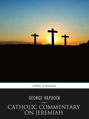 cover image of Catholic Commentary on Jeremiah