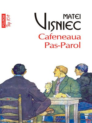 cover image of Cafeneaua Pas-Parol