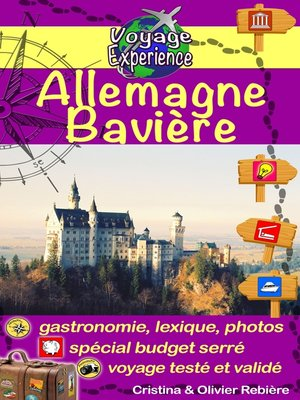 cover image of eGuide Voyage: Bavière