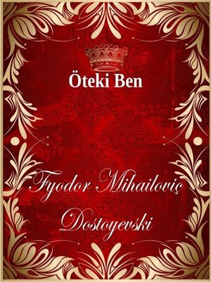cover image of Öteki Ben