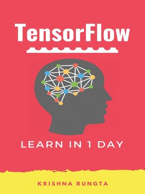cover image of TensorFlow in 1 Day
