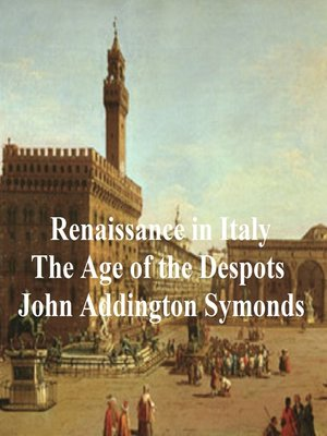 cover image of Renaissance in Italy