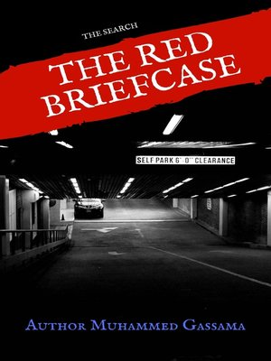 cover image of The Red Briefcase