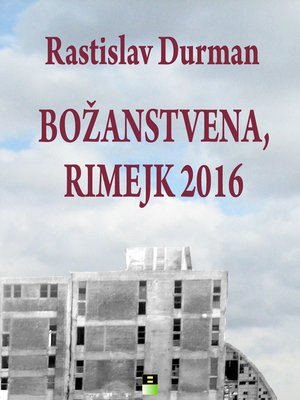 cover image of Bozanstvena, rimejk 2016.