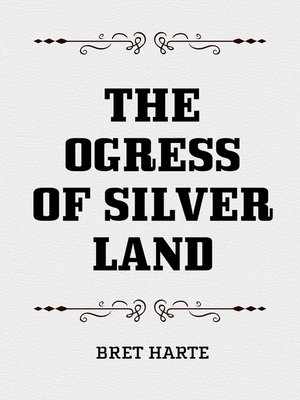 cover image of The Ogress of Silver Land