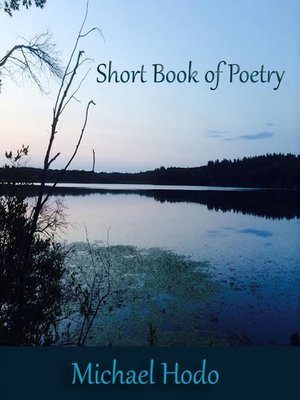 cover image of Short Book of Poetry