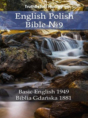 cover image of English Polish Bible №9