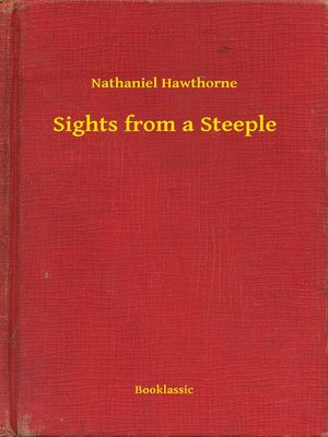 cover image of Sights from a Steeple
