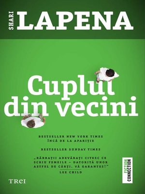 cover image of Cuplul din vecini