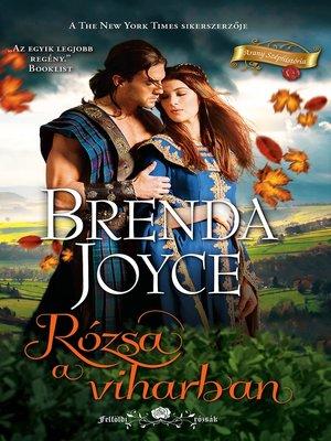 cover image of Rózsa a viharban