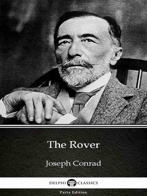 cover image of The Rover by Joseph Conrad (Illustrated)