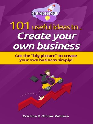 cover image of 101 useful ideas to... Create your own business