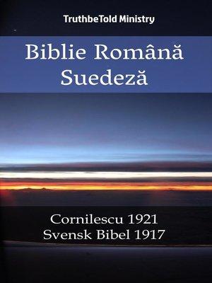 cover image of Biblie Română Suedeză