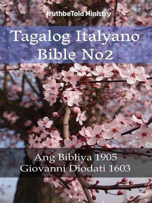 cover image of Tagalog Italyano Bible No2