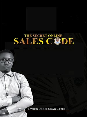 cover image of The Secret Online Sales Code