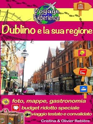 cover image of Dublino e la sua regione