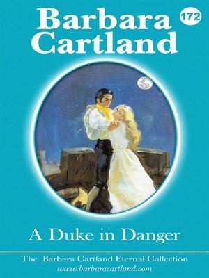 cover image of A Duke in Danger