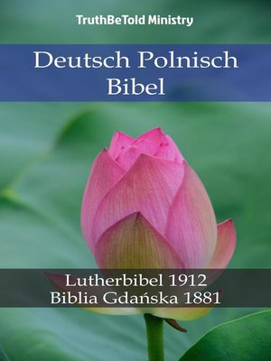 cover image of Deutsch Polnisch Bibel
