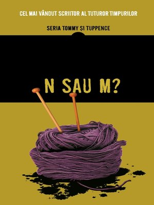 cover image of N Sau M?