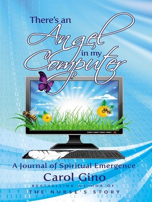 cover image of There's an Angel in my Computer