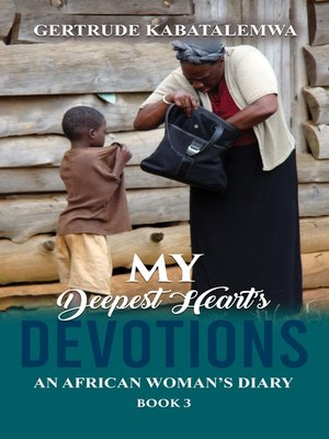 cover image of My Deepest Heart's Devotions 3
