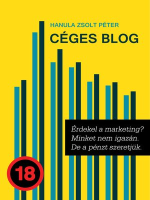 cover image of Céges blog
