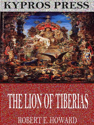 cover image of The Lion of Tiberias