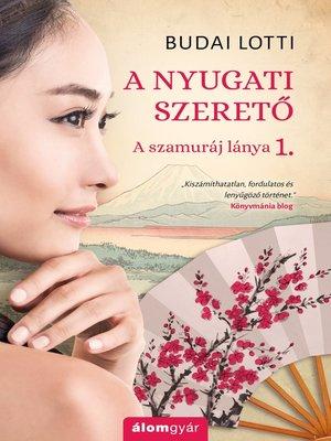 cover image of A nyugati szerető