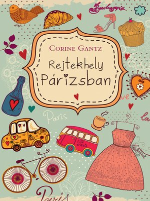 cover image of Rejtekhely Párizsban