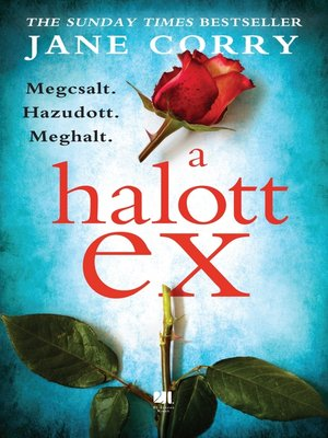 cover image of A halott ex