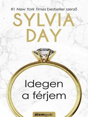 cover image of Idegen a férjem