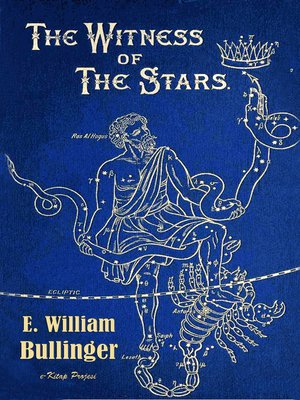cover image of The Witness of the Stars