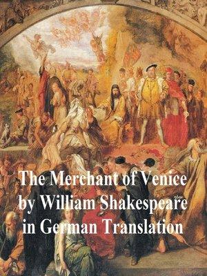 cover image of Der Kaufmann von Venedig (Merchant of Venice in German)