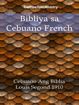 cover image of Bibliya sa Cebuano French