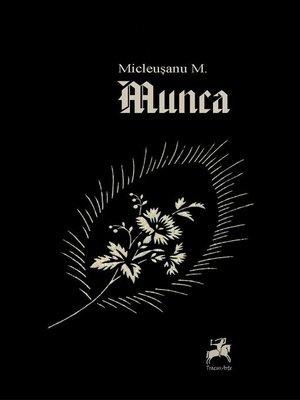 cover image of Munca