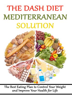 cover image of The DASH Diet Mediterranean Solution: