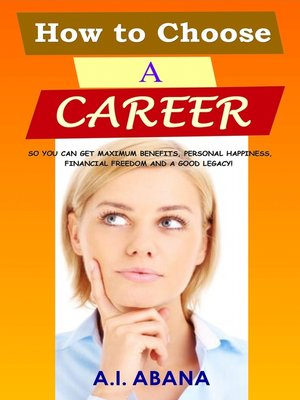cover image of How to Choose a Career