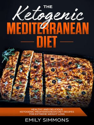 cover image of The Ketogenic Mediterranean Diet