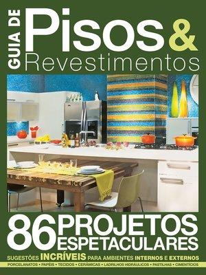 cover image of Guia de Pisos & Revestimentos