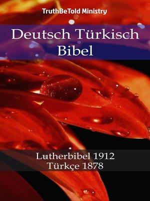 cover image of Deutsch Türkisch Bibel