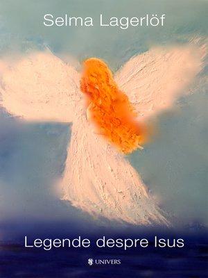 cover image of Legende despre Isus