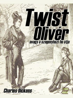 cover image of Twist Olivér