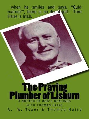 cover image of The Praying Plumber of Lisburn