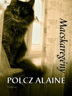 cover image of Macskaregény