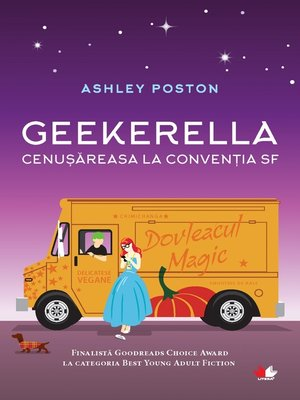cover image of Geekerella