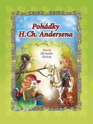 cover image of Pohádky H.Ch. Andersena