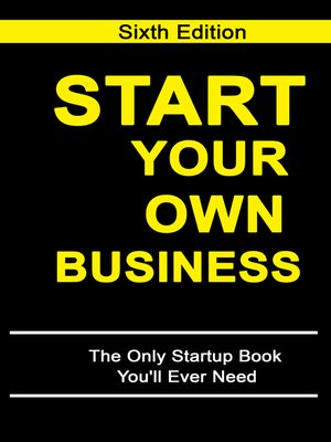 cover image of Start Your Own Business