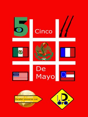 cover image of #CincoDeMayo