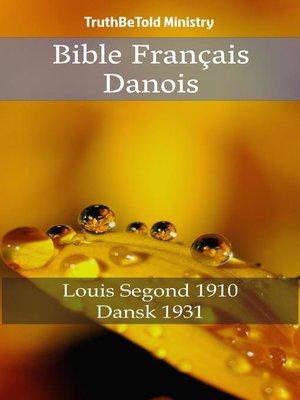 cover image of Bible Français Danois