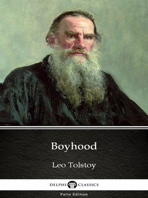 cover image of Boyhood by Leo Tolstoy (Illustrated)